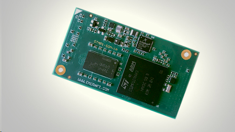 STM32MP1 System-On-Module